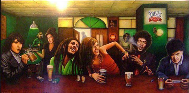 legends pub