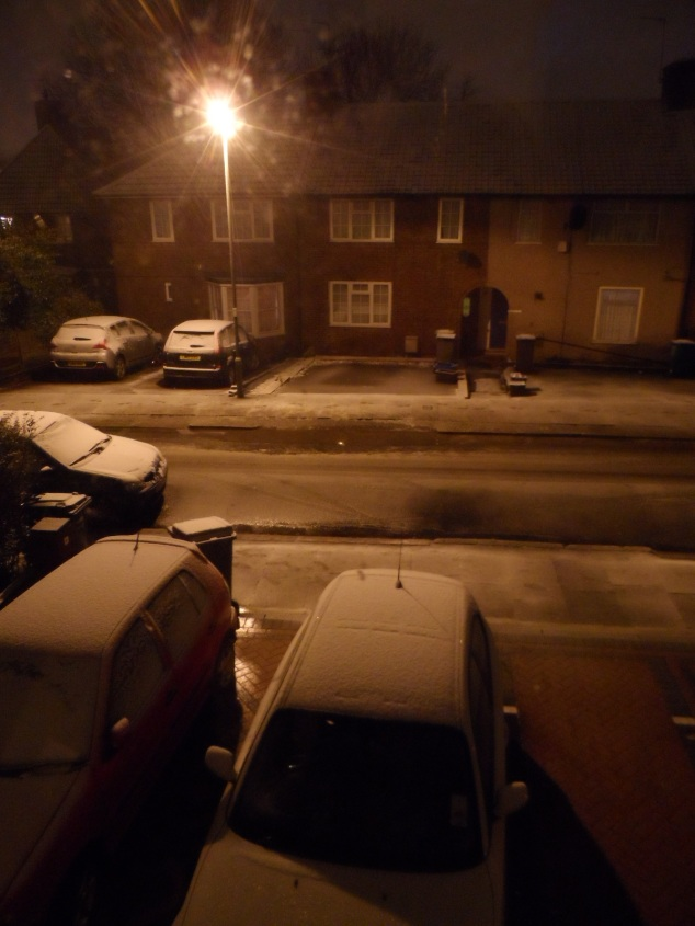 snow-edgware