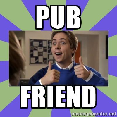Pub Friend