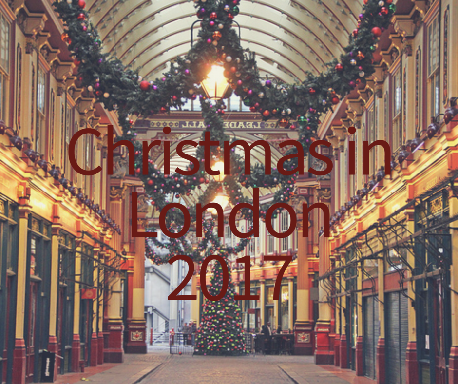 Christmas in London is more than Winter Wonderland